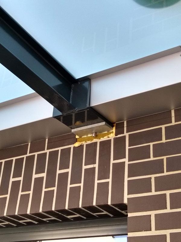 Spe Meinhart Kontsruktion Glasdach